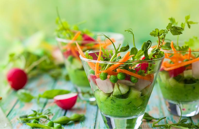 野菜を効果的に摂る