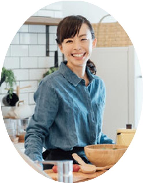 0期生 宮沢史絵さん(料理研究家・フードスタイリスト)